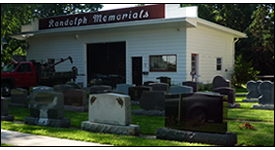 Randolph Memorials and Grave Monuments WI