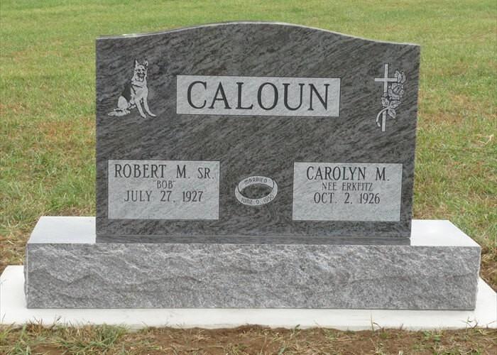 Dies/Bases   Grave Markers-Memorials-Stones-Monuments