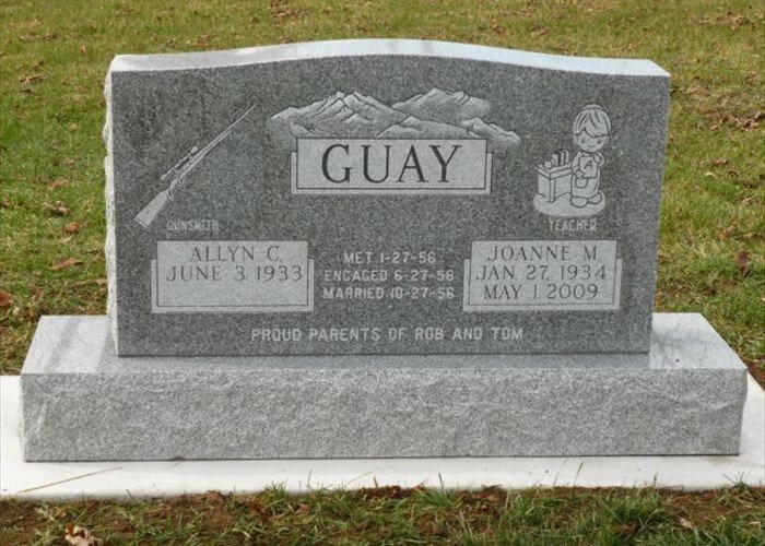 Dies/Bases | Grave Markers-Memorials-Stones-Monuments
